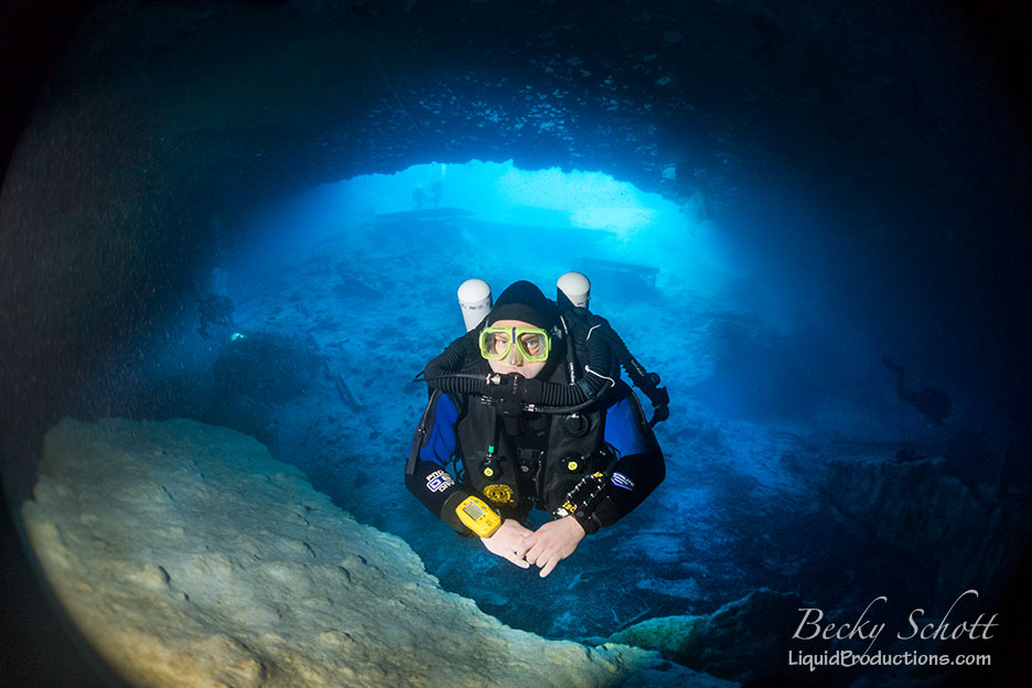 mike in meg blue grotto beckyschott wm sm